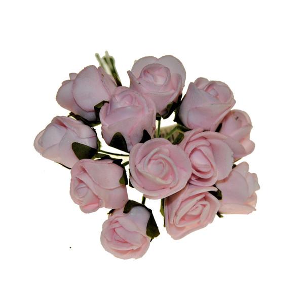 Foam rozen en bloemen