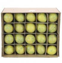 Kwarteleitjes licht geel-groen, prijs per stuk