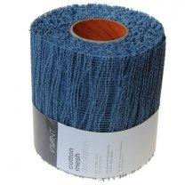 Cotton Mesh blauw 10cm