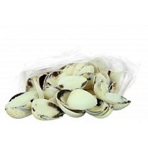 Schelpen chippie karandai poly naturel a 1kg