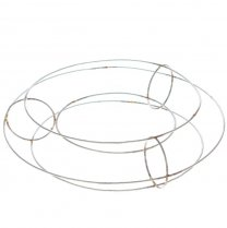 Metalen Tube ring 40cm