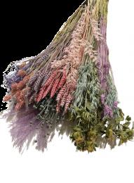 Boeket LARGE Pasteltinten 55cm