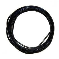 alluminiumdraad 2mm 2,5m, Zwart