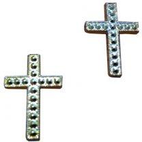 Kruisje, zilver, 2,5cm