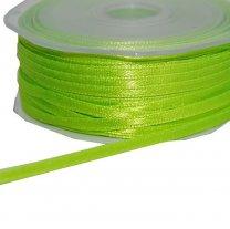 Groen lint, satijn 3,5mm
