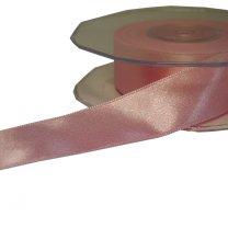 Roze satijnen lint, 38mm