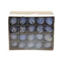 Kwarteleitjes blauw-paars, prijs per stuk
