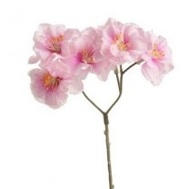 Roze kersenbloesem, 30cm
