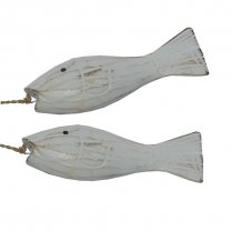 Witte visjes, 13cm