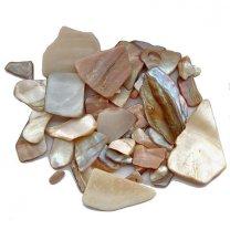 Gravel ocean sand, grof,  50 gram