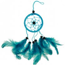 Blauwe dromenvanger, 15cm
