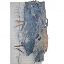 Moerbeischors grijs-blauw