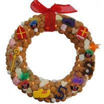 PAKKET, Sinterklaas is jarig en neemt extra Pietjes mee!, 30cm