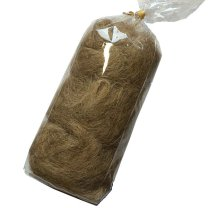 Jute fibre bag 30gr naturel
