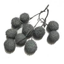 Plataanballetjes grijs