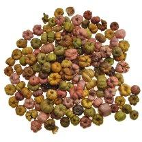Putka Pods mosgroen, okergeel en zalmkleur , 50 gram
