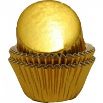 Cupcake cups Goud