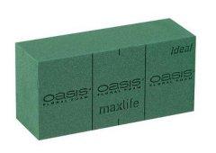 Tijdelijk uitverkocht; Oasis ideal  steekschuim 23cm x 11cm x 8cm