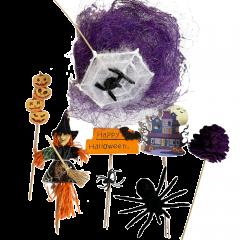 Tita Toverheks Halloweenmix, 9 stuks
