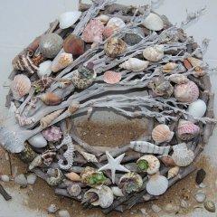 UITVERKOCHT; Pakket; Succulent onderwaterkrans, 40cm