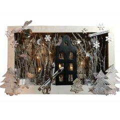 Pakket, Kersttafereel, driving home for Christmas