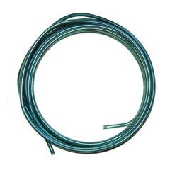 70% kortingalluminiumdraad 2mm 2,5m, Ice blue