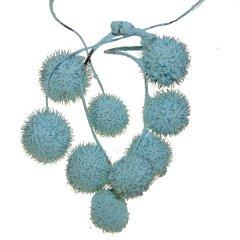 Plataanballetjes Lichtblauw
