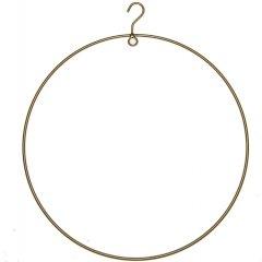 Ijzeren ring, goud,  30cm
