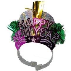 Happy New Year kroon
