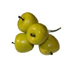 Setje groene appeltjes
