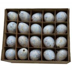 Kwarteleitjes lichtblauw, prijs per stuk