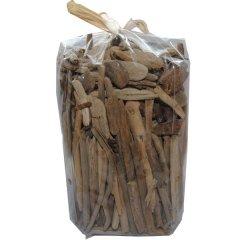 Drijfhout, zak 300 gram