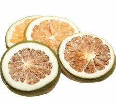 Limoenschijfjes licht groen, 5 stuks