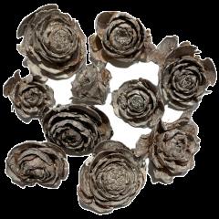 Cedar rose white-wash, 40 stuks, 50 gram