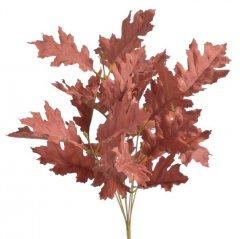 Bundel Bruine herfstbladeren, 40cm