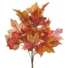 Bundel herfstbladeren 35cm