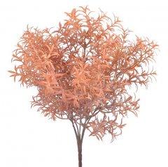 Herfsttak met kleine rozemarijn- achtige blaadjes, 33cm