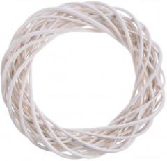 Witte wilgenkrans 40cm