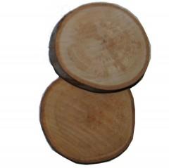 Beschuitje, schijfje van hout