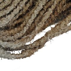 Kokostouw white-wash, 5 meter