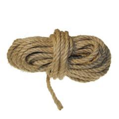 Bundel Jute touw, 6mm, 10 meter