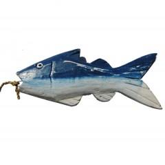 Donkerblauwe haai, 13cm