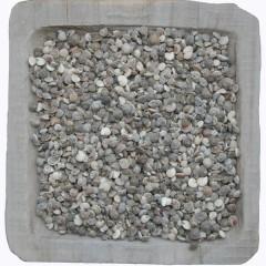 Umbonium, beige-bruin zand kleur, 1kg