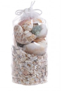 Schelpen strooimix 750 gram